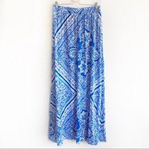 Lily Pulitzer Full length skirt